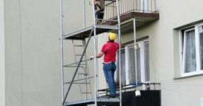 Przetarg na remont 130 balkonów