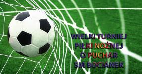 Turniej piłkarski o Puchar Spółdzelni