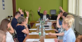 Pierwsze posiedzenie nowej Rady Nadzorczej