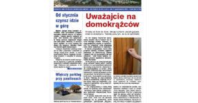 """Nowy numer """"Echa Bocianka"""""""