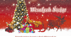Życzymy Wesołych Świąt