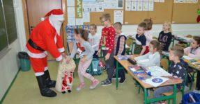 Mikołaj na Bocianku