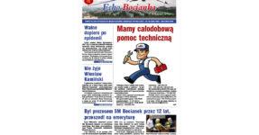 Echo Bocianka – nowe wydanie